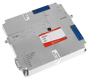 Exodus AMP3026 8.0 - 12.0GHz, 50W Minimum Solid-State Module