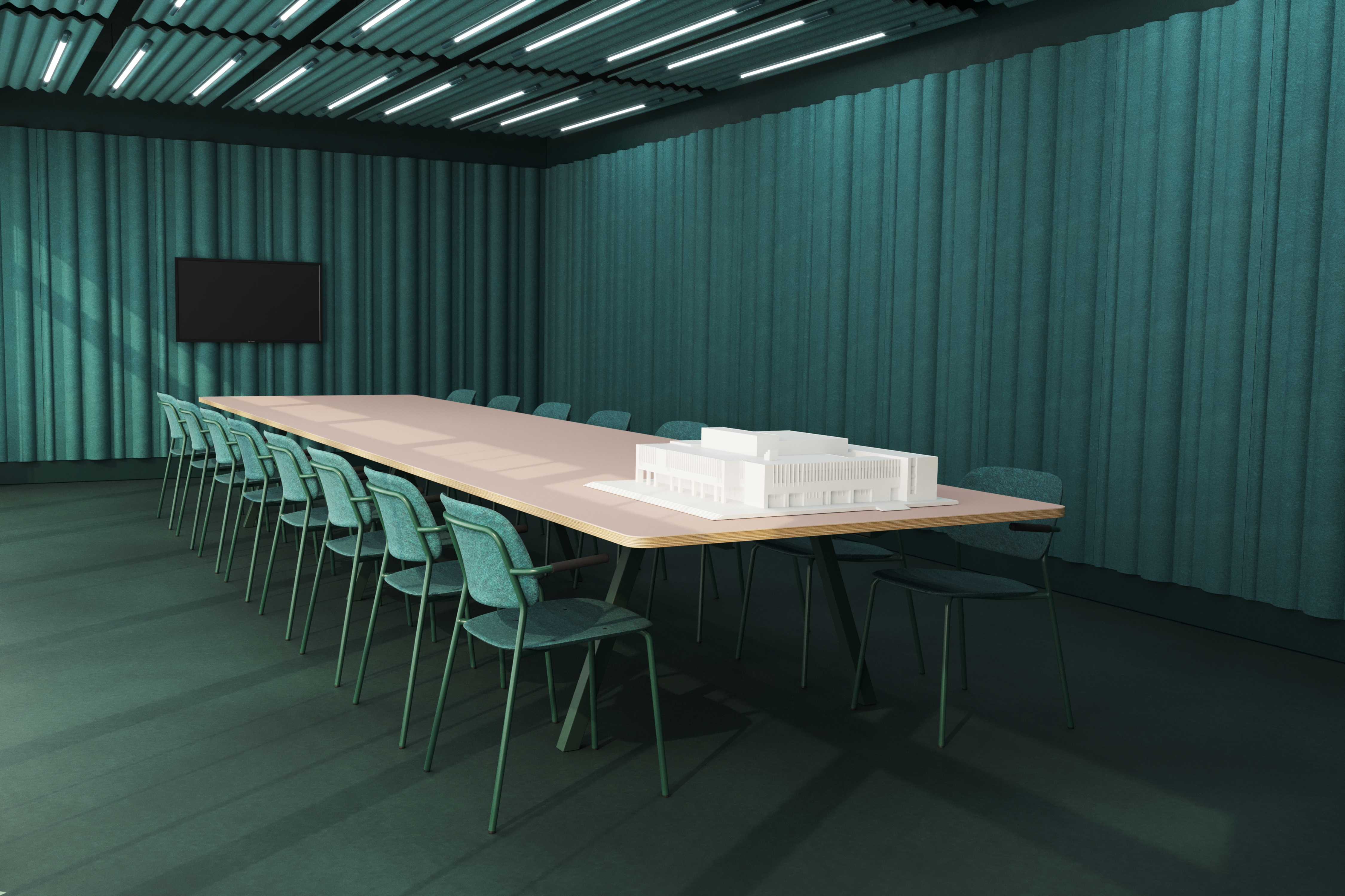 Mute Fit won the 2020 Archpaper Award