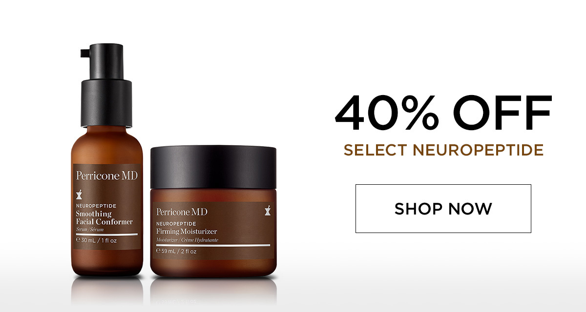 40% OFF SELECT NEUROPEPTIDE