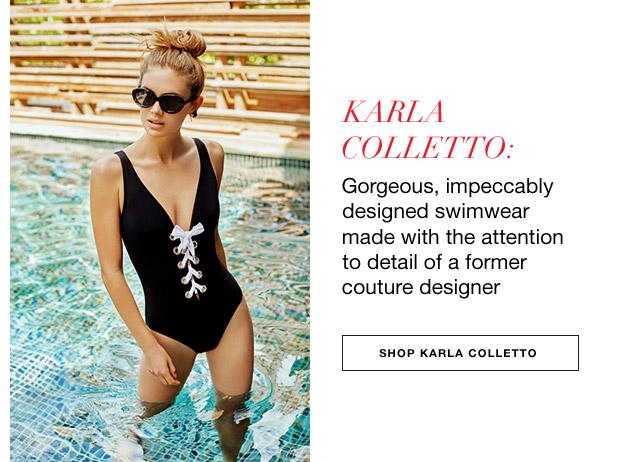 Shop Karla Colletto