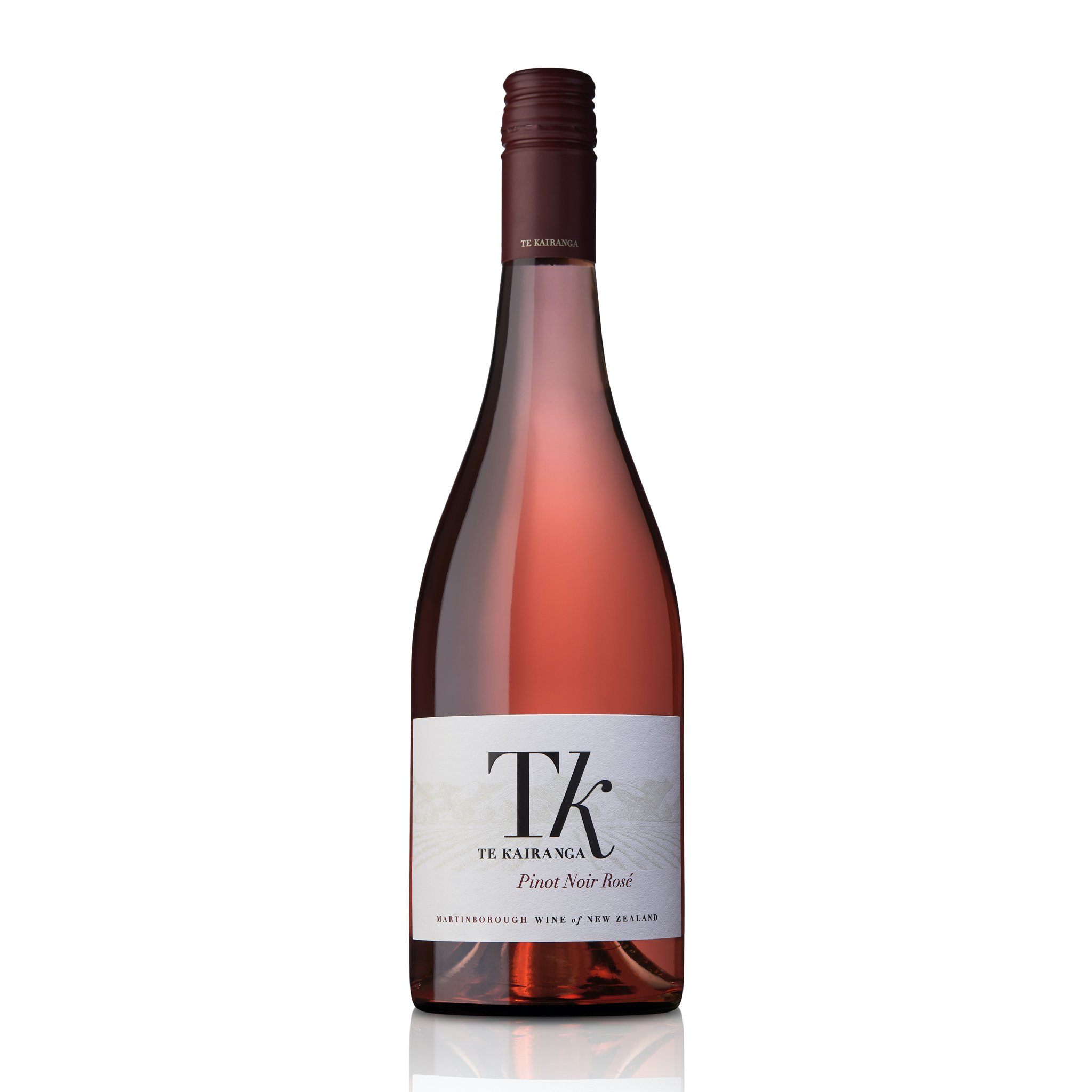 Te Kairanga Pinot Noir Ros? 2020 6 Bottles