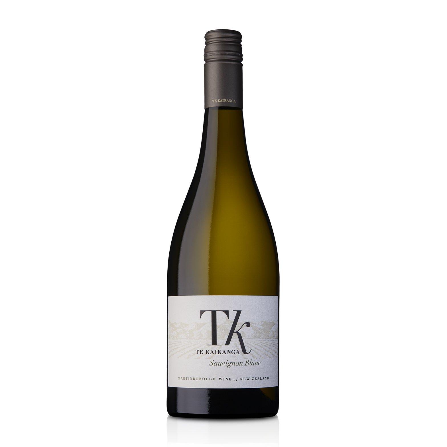 Te Kairanga Sauvignon Blanc 2020 6 Bottles