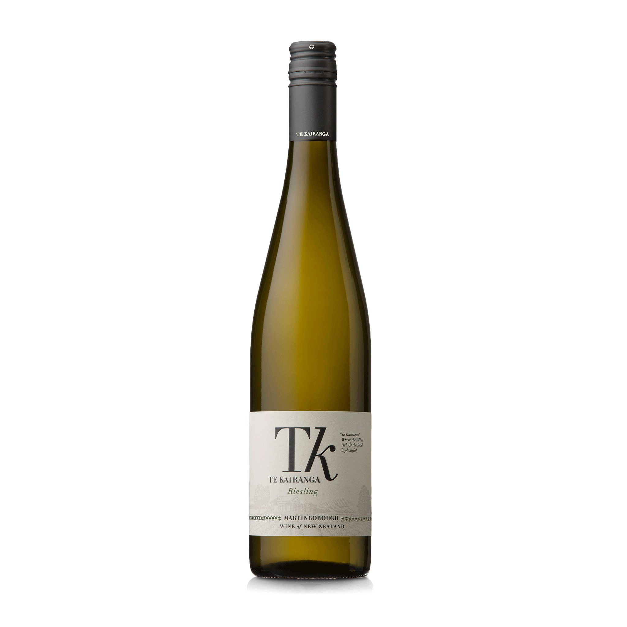 Te Kairanga Riesling 2019 6 Bottles
