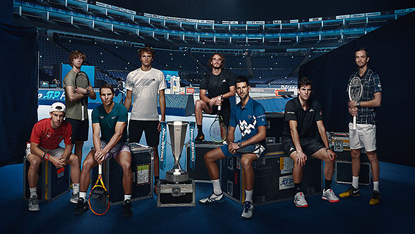 Nitto ATP Finals contenders