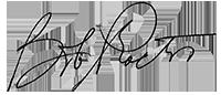 Bob Proctor Signature
