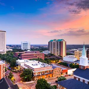 Tallahassee city, Florida