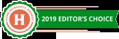 HOME WARRANTY AWARDS | H | 2019 EDITOR'S CHOICE