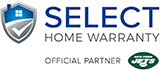 SELECT HOME WARRANTY | OFFICIAL PARTNER