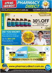 Catalogue 8: Pharmacy Direct