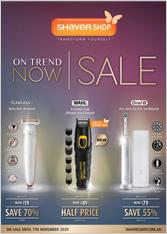 Catalogue 3: Shaver Shop