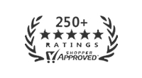 250+ RATINGS