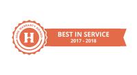 BEST IN SERVICE 2017-2018