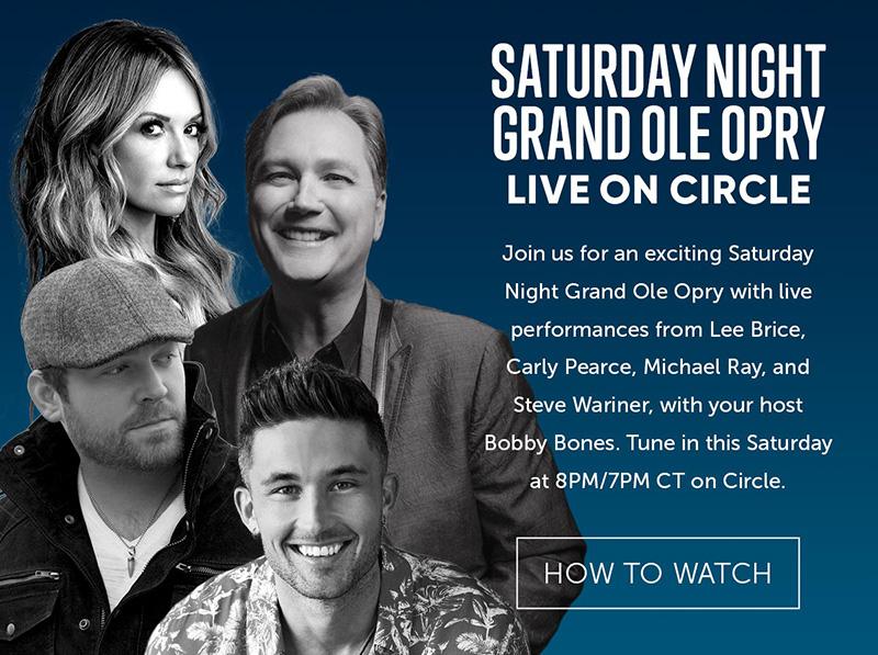 Saturday Night Grand Ole Opry