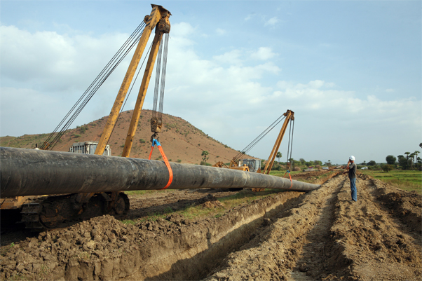 Transmission Pipeline Design and Construction Practices