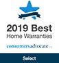 2019 Best Home Warranties