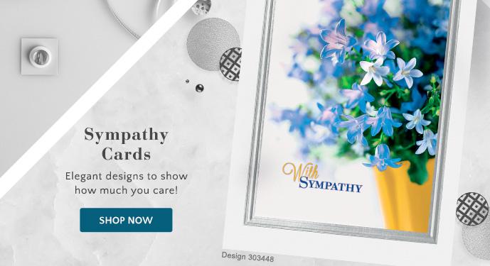 Shop Sympathy Cards