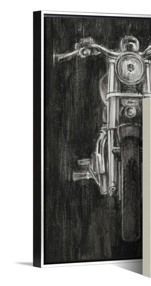Steel Horse II by Ethan Harper