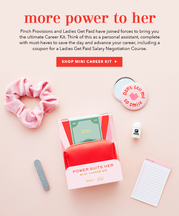 More Power To Her - Shop Mini Career Kit