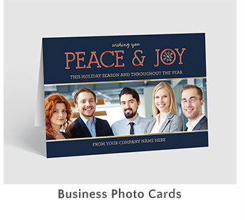 Business Photo Cards