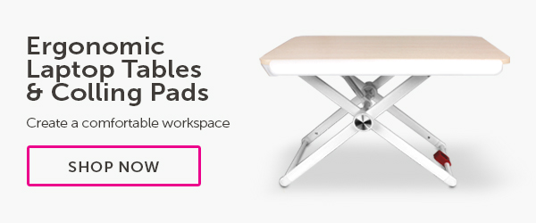 Ergonomic Laptop Tables and Cooling Pads