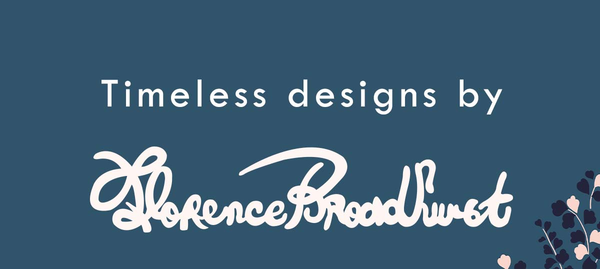 Timeless designs by Florence Broadhurst.