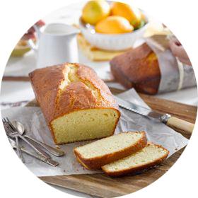 Lemon Syrup Loaf