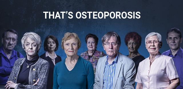 World Osteoporosis Day