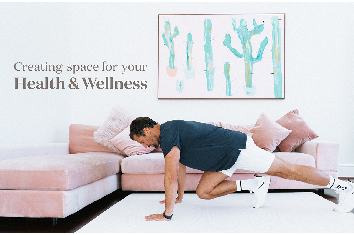 Creating space for your Health & Wellness
