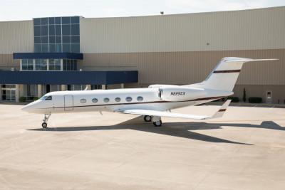2009 Gulfstream G450