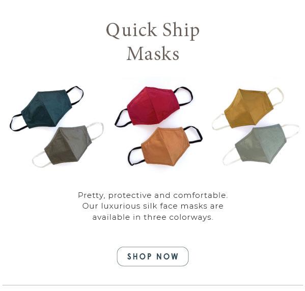 Quick Ship Masks