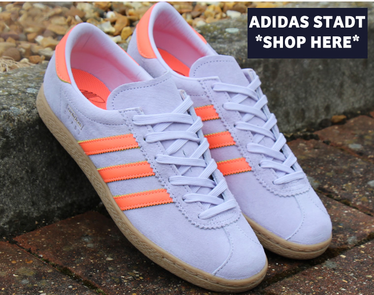 adidas Stadt Lilac