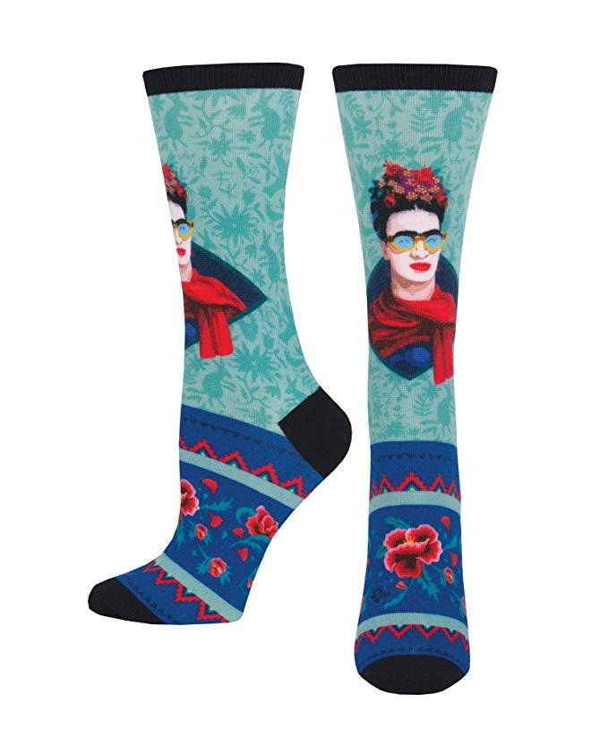 Women�s Frida Socks - Sunglasses & Scarf