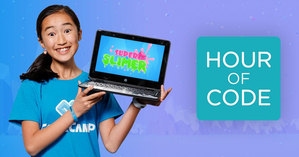 Code Camp Summer Holidays