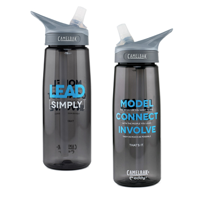 Lead Simply Water Bottle