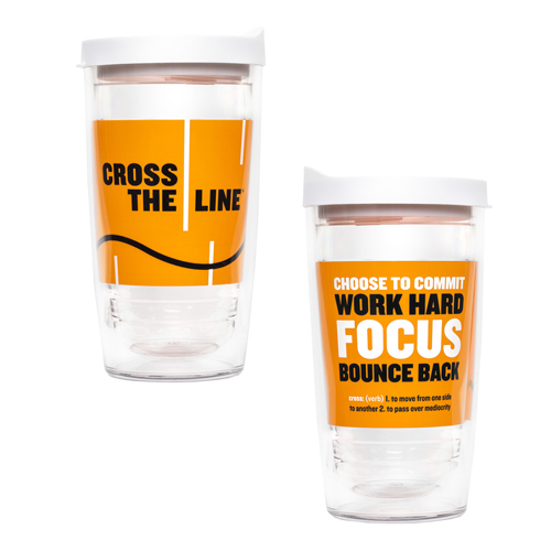 Cross The Line Tervis