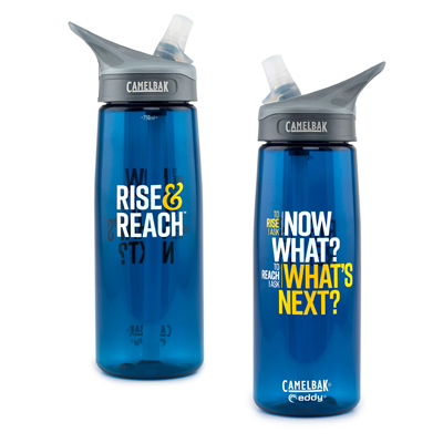 Rise & Reach Water Bottle