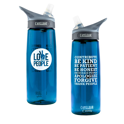 Love Your People Water Bottle