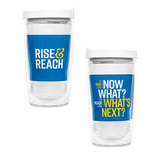 Rise & Reach Tervis
