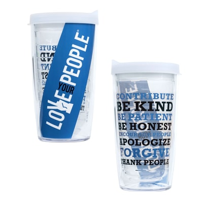 Love Your People Tervis