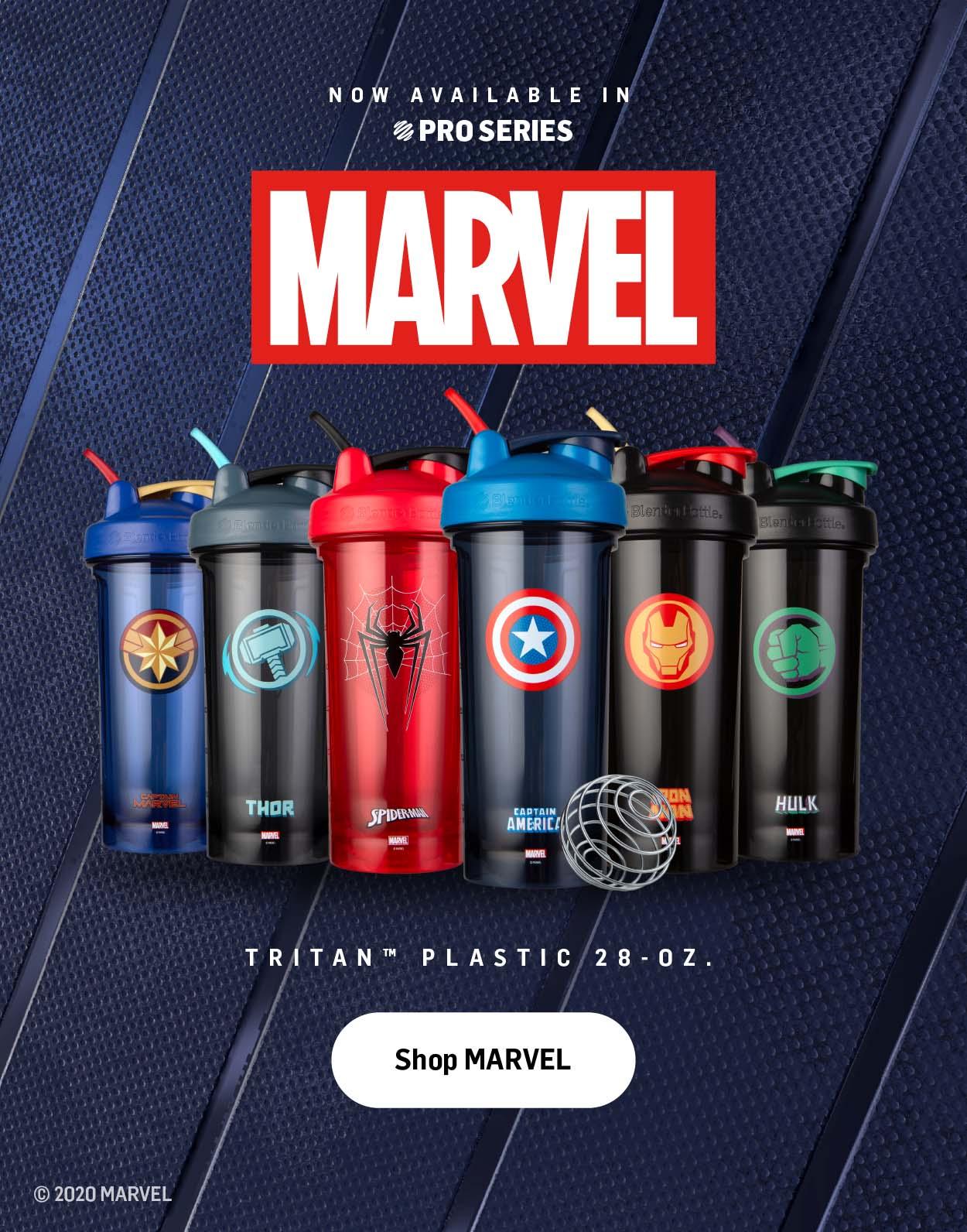 New! Marvel Pro Series Designs