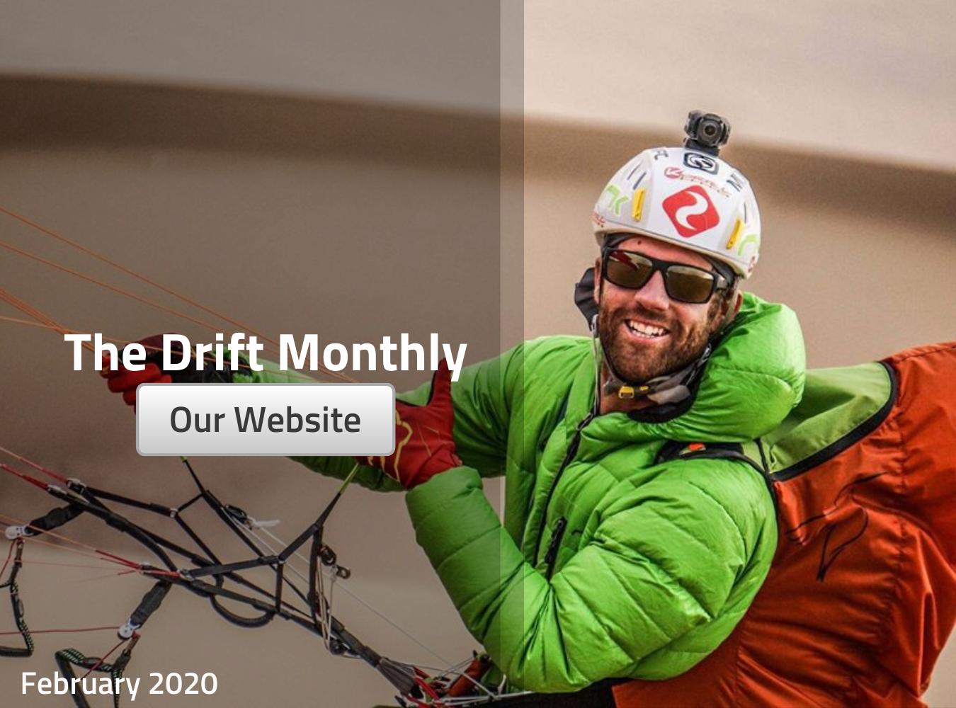 Drift Homepage