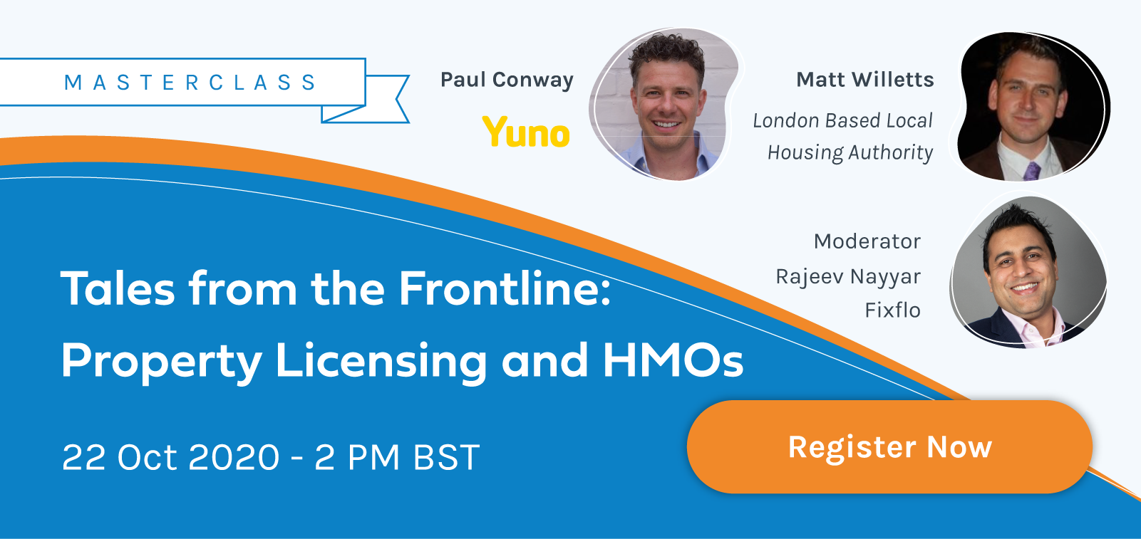 Fixflo Masterclass - Tales from the Frontline: Property Licensing and HMOs