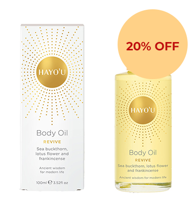 Revive Body Oil by HAYO''U