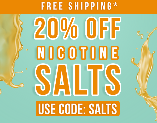 Giant Vapes Nic Salts Sale