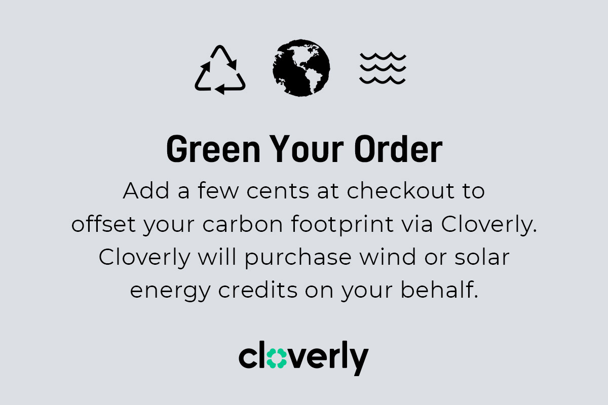 Green your order with Cloverly