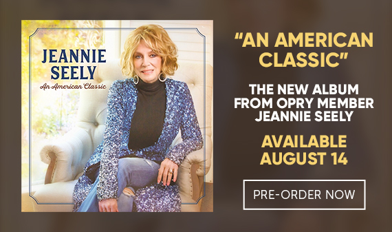 Jeannie Seely new album out Aug 14