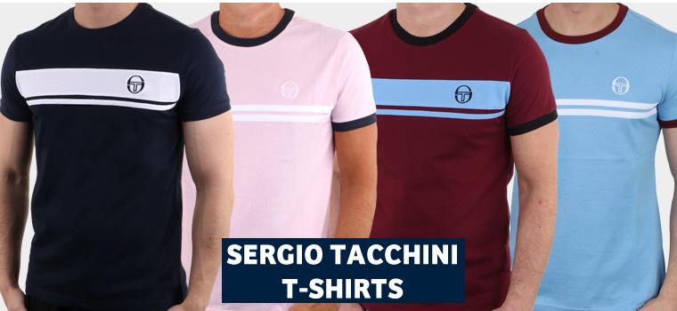 Sergio Tacchini T-Shirts Collection