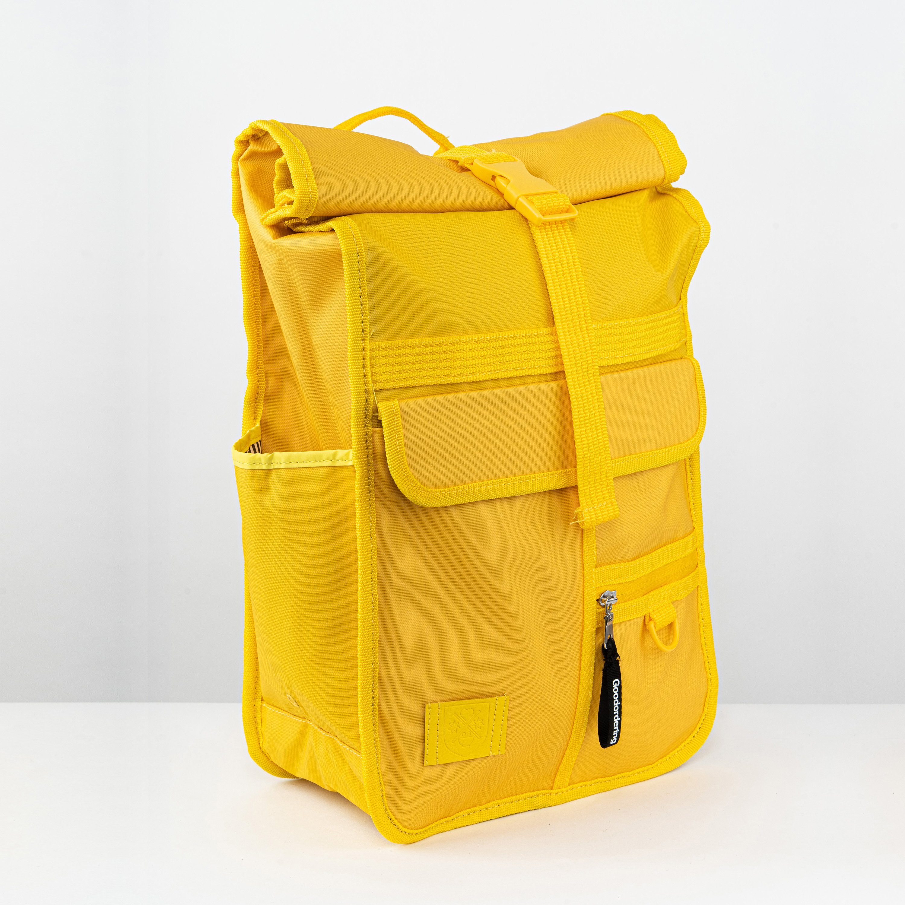 Monochrome Rolltop Backpack Mini Yellow