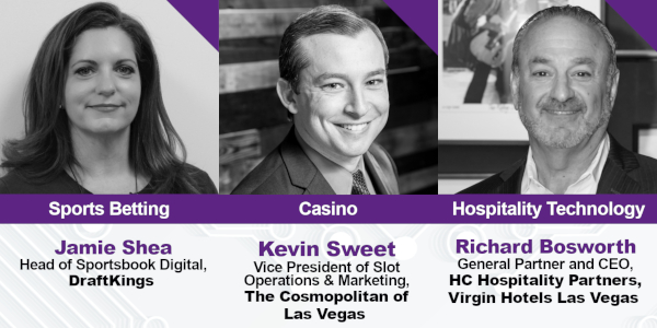 Top speakers at ICE North America