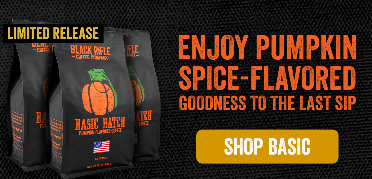 Enjoy Pumpkin Spice-Flavored Goodness to the Last Sip: Shop Basic Batch Coffee